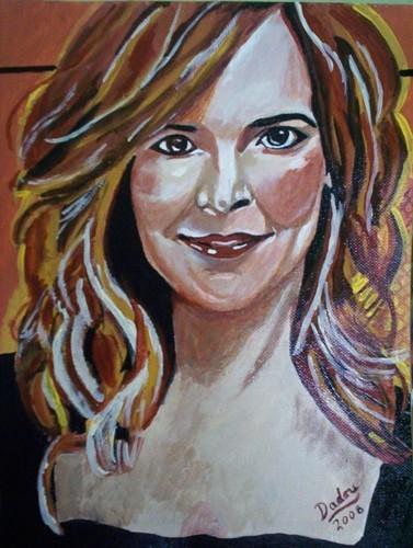 Julie Snyder by Dadou